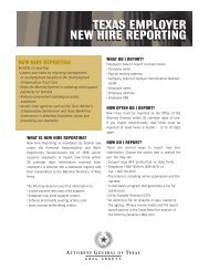 texas employer new hire reporting texas employer new hire reporting