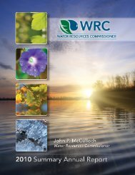 WRC 2010 Annual Report - Oakland County