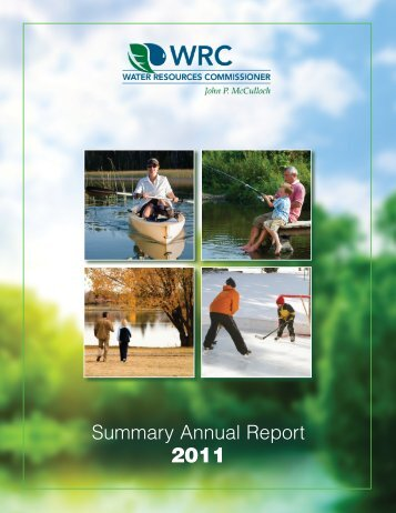 WRC 2011 Annual Report - Oakland County