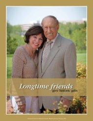 Longtime friends - Oakland University
