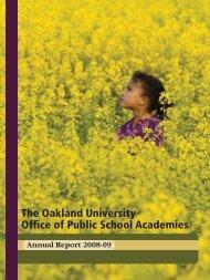 Universal Academy - Oakland University