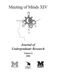 MOM 2006 journal for pdf.pmd - University of Michigan-Flint
