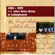 DRK inLuedinghausen 111 Jahre (1999)