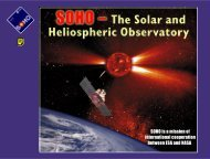 SOHO Slide Presentation - lasco