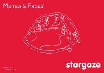 STAR_0015_1111_V2 © Mamas & Papas® Ltd. 2011