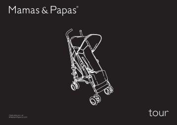 warning - Mamas & Papas