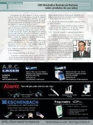 Páginas 08-13 - Conselho Brasileiro de Oftalmologia