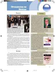 Páginas 19-25 - Conselho Brasileiro de Oftalmologia