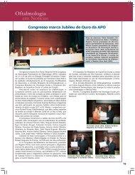 Páginas 15-38 - Conselho Brasileiro de Oftalmologia