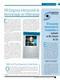 Sociedades Filiadas - Conselho Brasileiro de Oftalmologia - Page 4