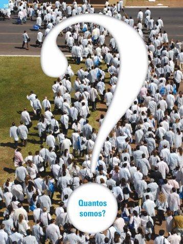 Quantos somos? - Conselho Brasileiro de Oftalmologia
