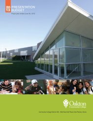 Annual Budget for the Fiscal Year ended June 30, 2013 - Oakton ...