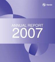 2007 Annual Report - Oando PLC