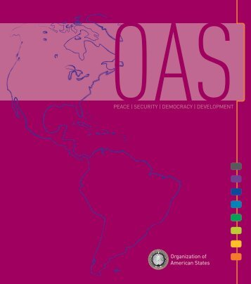 OAS Peace | Security | Democracy | Development - Organization of ...