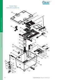 B / & AD / 92 Produkt / Product 57129 BioTec ScreenMatic 36 - Oase