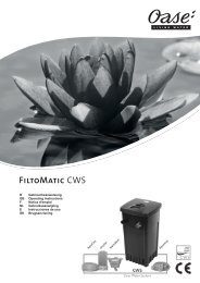 FiltoMatic CWS - Pondhobby.ie