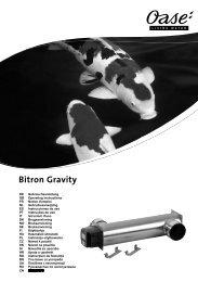 Bitron Gravity - Oase