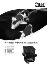 ProfiClear Premium Moving Bed Modul