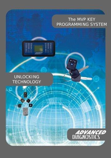 MVP Key Programmer manual - Obd2be.com