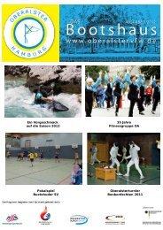 Ausgabe 1 / 2012 - Oberalster Verein für Wassersport e.V.