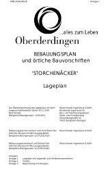Legende - Oberderdingen