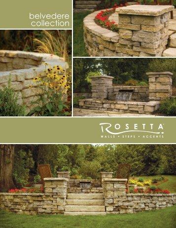 Download Rosetta Belvedere Brochure
