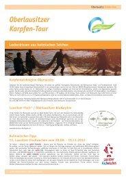 Oberlausitzer Karpfen-Tour