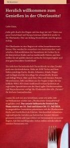 Oberlausitzer Genussfestival 14. Juni – 13. Juli 2014 - Page 4