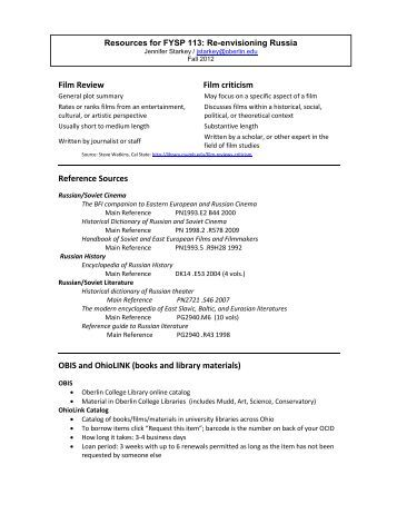 crisis in movies assignment essay