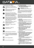 Bedienungsanleitung RACER PRÄZISIONS-HANDKREISSÄGE - Seite 4