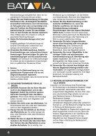 Bedienungsanleitung RACER PRÄZISIONS-HANDKREISSÄGE - Seite 6