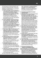 Bedienungsanleitung RACER PRÄZISIONS-HANDKREISSÄGE - Seite 7