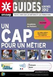 Académie de Poitiers - Onisep