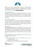 Presseaussendung 21. August 2009 Häufung von typischen ... - Seite 2