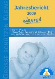 Jahresbericht 2009