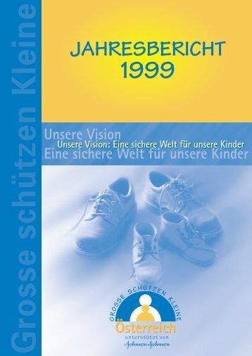 Jahresbericht 1999