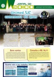 unimed SJC comemora 40 anos - Associacao Paulista de Medicina ...