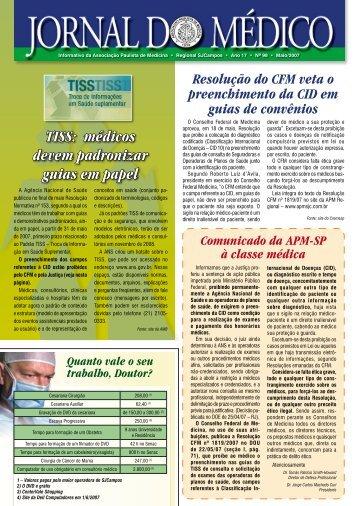 TISS - Associacao Paulista de Medicina Sao Jose dos Campos