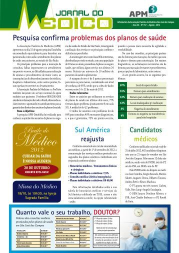 jornal/Medico 157.pdf - Associacao Paulista de Medicina Sao Jose ...