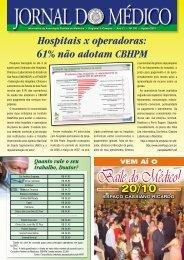 Informativo da Associação Paulista de Medicina • Regional