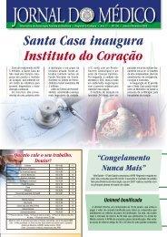 Santa Casa inaugura Instituto do Coração - Associacao Paulista de ...