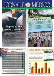 jornal/Medico107 Março 2008.pdf - Associacao Paulista de ...