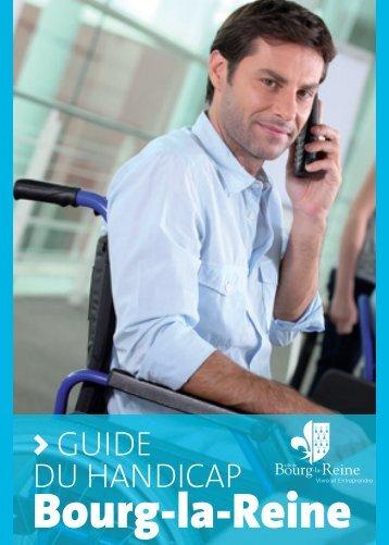 Guide du handicap (pdf - 1,55 Mo) - Bourg-la-reine