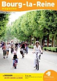 Bourg-la-Reine Magazine - Juin 2010 (pdf - 6,04 Mo)