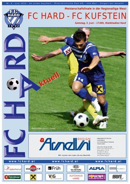 FC HARD - FC KUFSTEIN