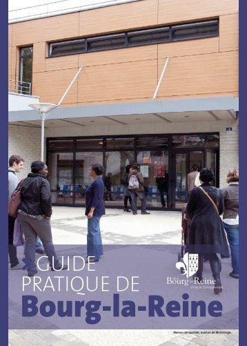 Guide pratique de la ville - Bourg-la-reine
