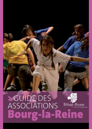 Guide des associations (pdf - 841,30 ko) - Bourg-la-reine