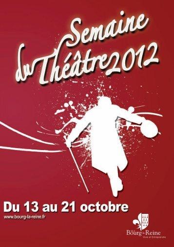 semaine du theatre - Bourg-la-reine