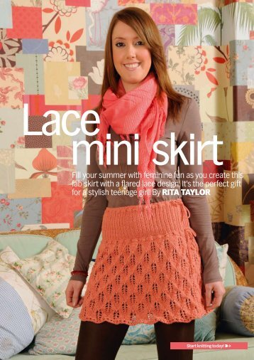 Lace - Knit Today