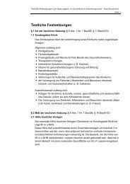 Textliche Festsetzungen zum Bebauungsplan V9 - Stadt Obernkirchen